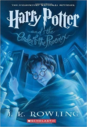 J. K. Rowling - Harry Potter and the Order of the Phoenix Audiobook